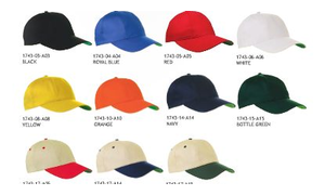 Caps Catalogus